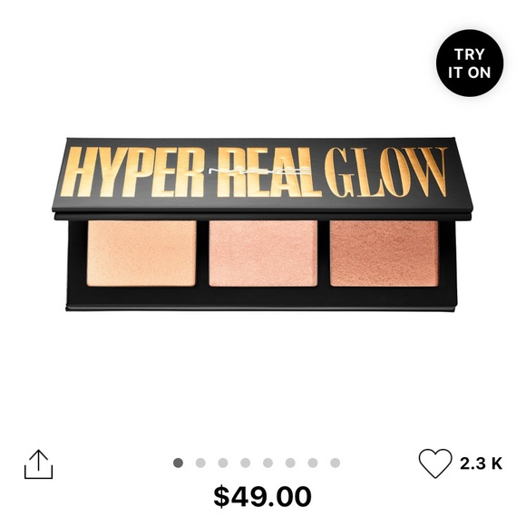 MAC Cosmetics Other - MAC Hyper Real Glow Highlighter Palette